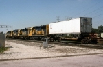 ATSF 4013, 3809, 3811, and 3846